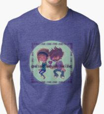 Metalcore Love Tri-blend T-Shirt