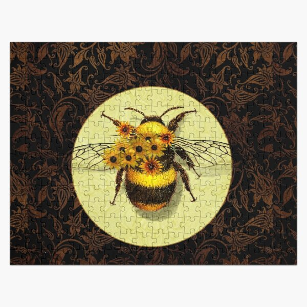 the Bumble Jigsaw Puzzle