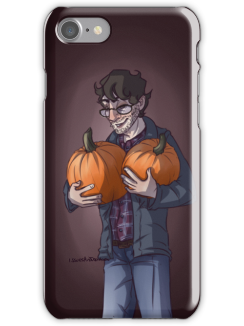 Will and pumpkins  by IssuesAndDrama