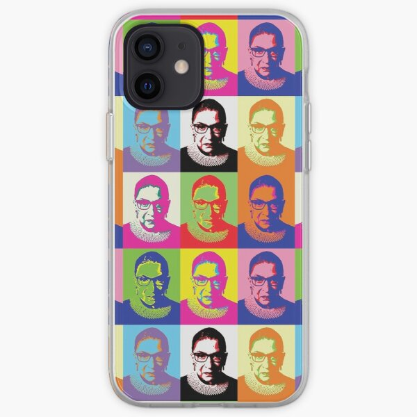 ruth bader ginsburg iPhone Soft Case