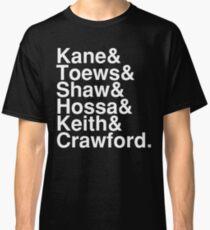 Blackhawks Heroes Shirt Classic T-Shirt