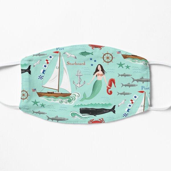 Sail Away Flat Mask