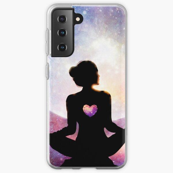 Breathing Heart Samsung Galaxy Soft Case