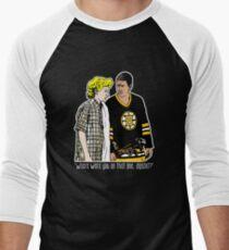 "Happy Gilmore - ""Where were you"" Men's Baseball ¾ T-Shirt"