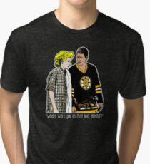 "Happy Gilmore - ""Where were you"" Tri-blend T-Shirt"