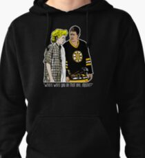 """Happy Gilmore - """"Where were you"""" Pullover Hoodie"""