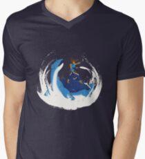 Team Water! Men's V-Neck T-Shirt