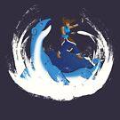 Team Water! by Malcassairo