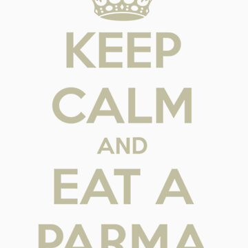 Keep Calm. by parmadaze