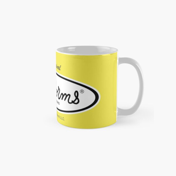 Colorforms Logo (Color with Black) Classic Mug