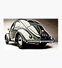 1952 Beetle Photographic Print