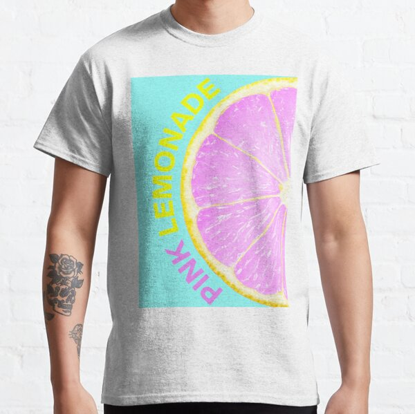 Pink Lemonade - The Wombats | Designed by Robbidesigns Classic T-Shirt