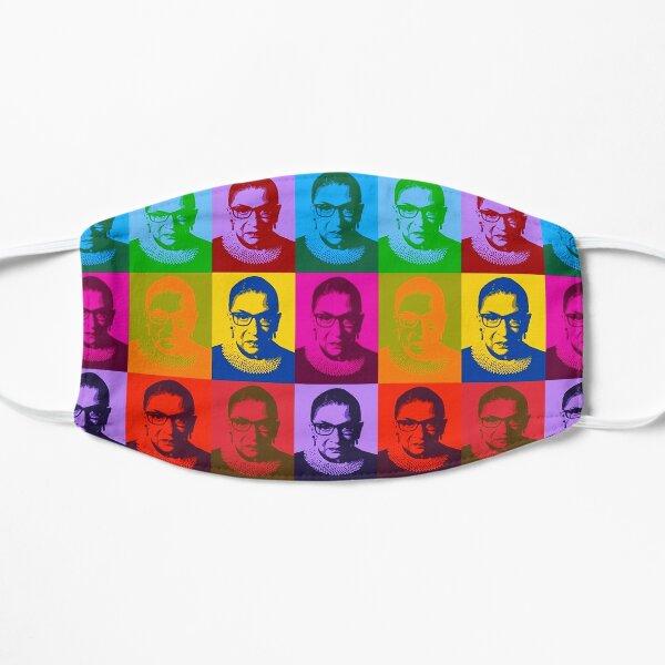 Notorious RBG - May Colors Mask