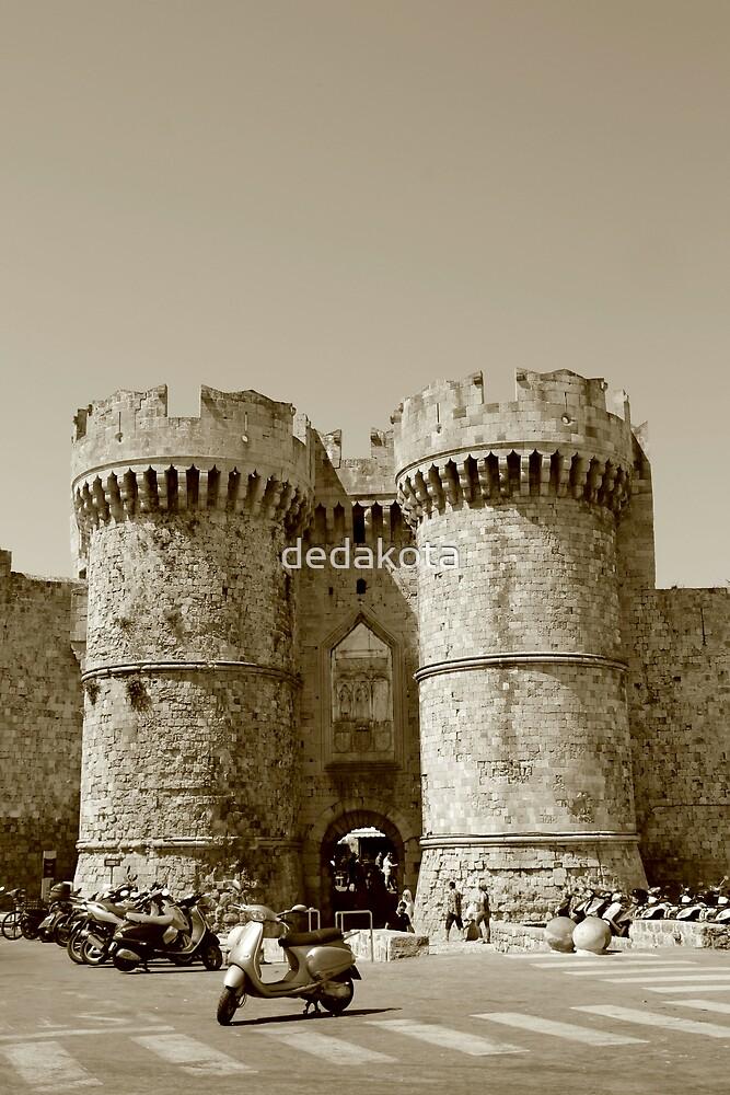 castle by dedakota