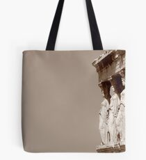 columnas-Architecture Tote Bag