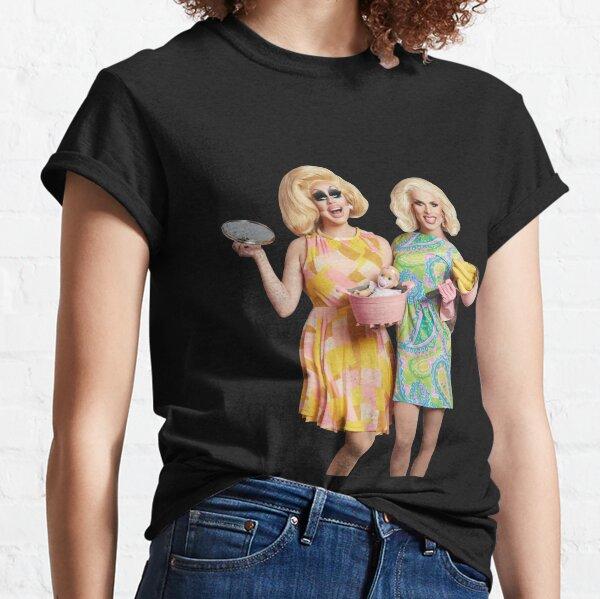 Trixie and Katya Book Photoshoot UNHhhh Classic T-Shirt