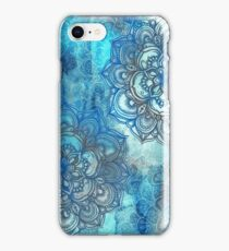 Lost in Blue - a daydream made visible iPhone Case/Skin