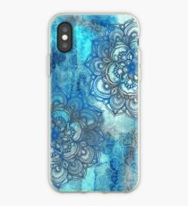 Lost in Blue - a daydream made visible iPhone Case