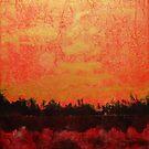 Golden Sunset by binesart