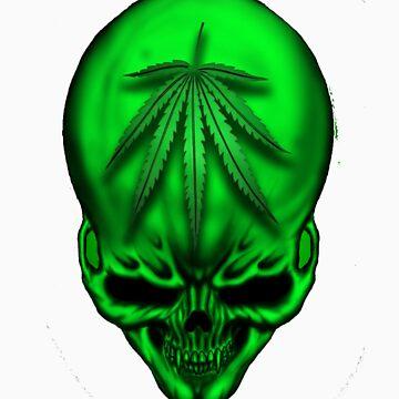 Skull by JaySteel78