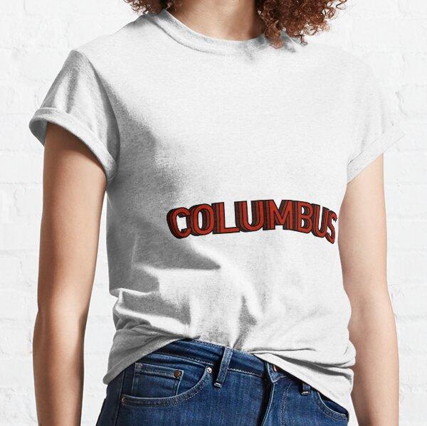 Columbus Ohio  Classic T-Shirt