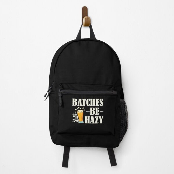 Funny Craft Beer Batches By Hazy Backpack