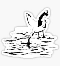 Loch Ness Mini-ster Sticker