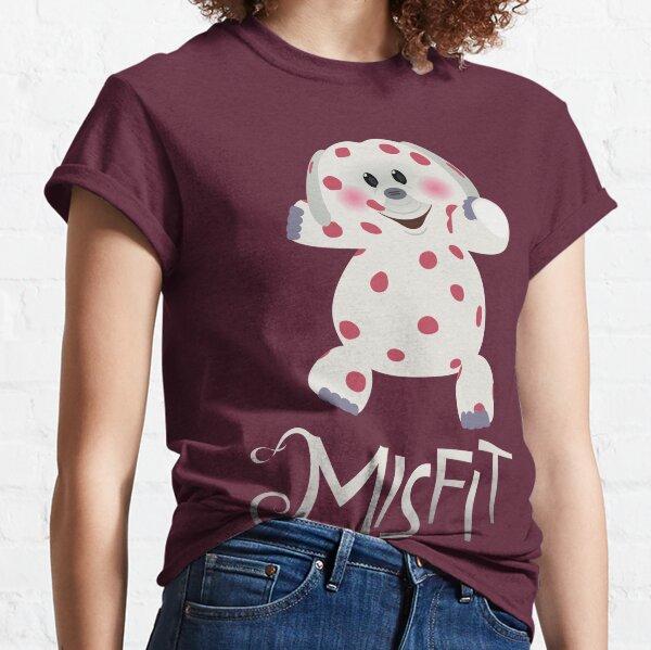Außenseiter - Gefleckter Elefant Classic T-Shirt