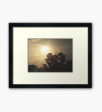 June 2013 Framed Print