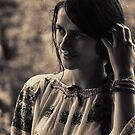 """Romanian traditional clothing - the """"ie"""" by yellowAlien"""