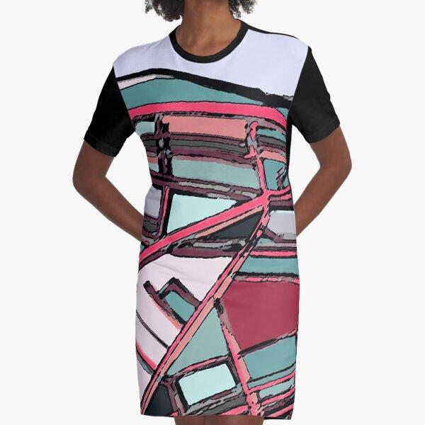 Fenway Park Graphic T-Shirt Dress