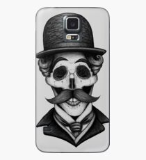 Stack's Skull Sunday No. 8 (Fancy Pants) Case/Skin for Samsung Galaxy