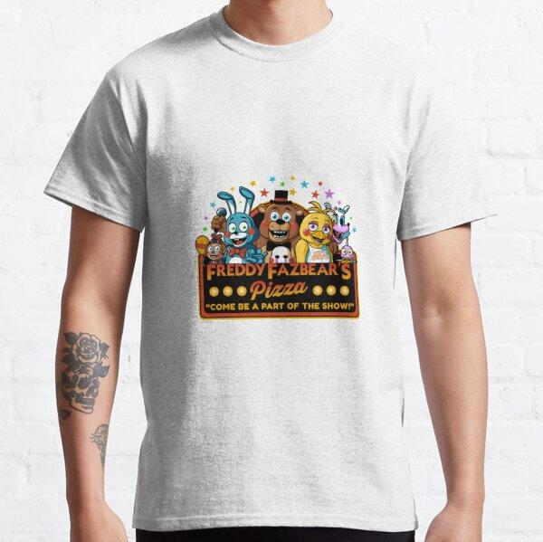 Freddy Fazbear's Pizzeria Logo Classic T-Shirt