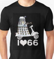 I love 66 Unisex T-Shirt