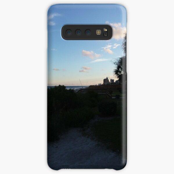 Myrtle Beach sunset Samsung Galaxy Snap Case