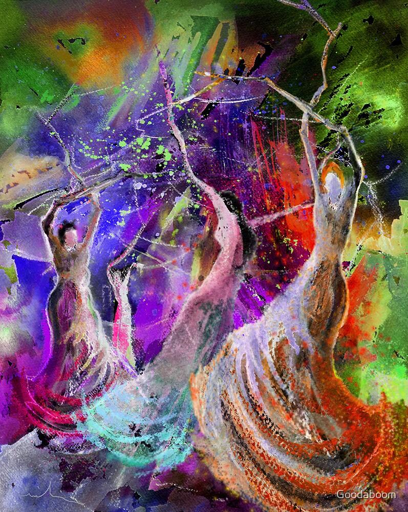 Flamenco Nights by Goodaboom
