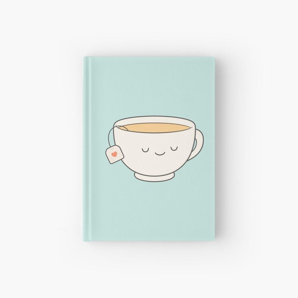 Teacup Hardcover Journal