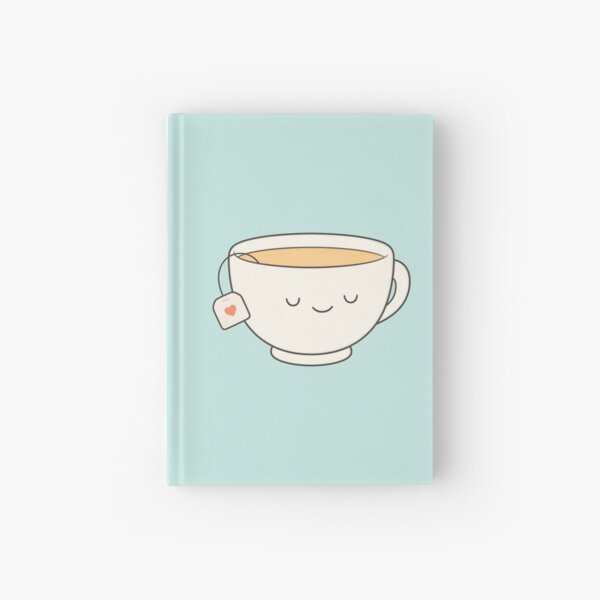 Teacup Hardcover Journal
