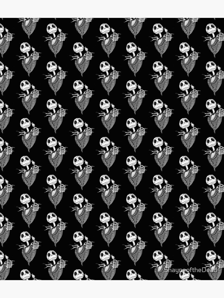 Sugar Skull Jack Skellington by ShayneoftheDead