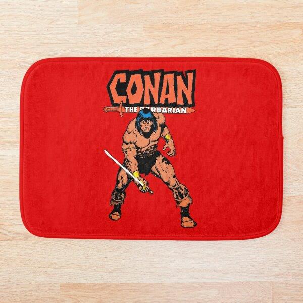 Conan The barbarian Bath Mat