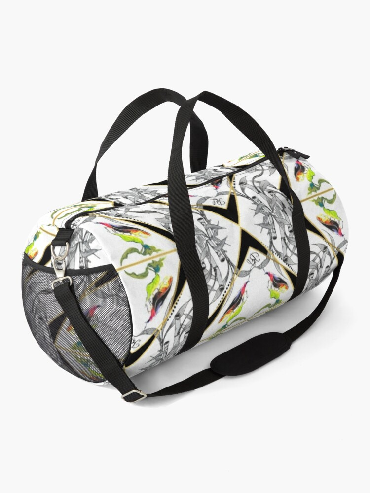 Alternate view of Fireflies and More  Duffle Bag