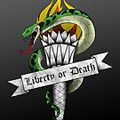 LIberty Or Death by linearburn