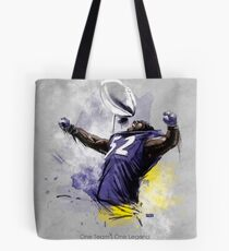 Ray Lewis  |  One Last Ride Tote Bag