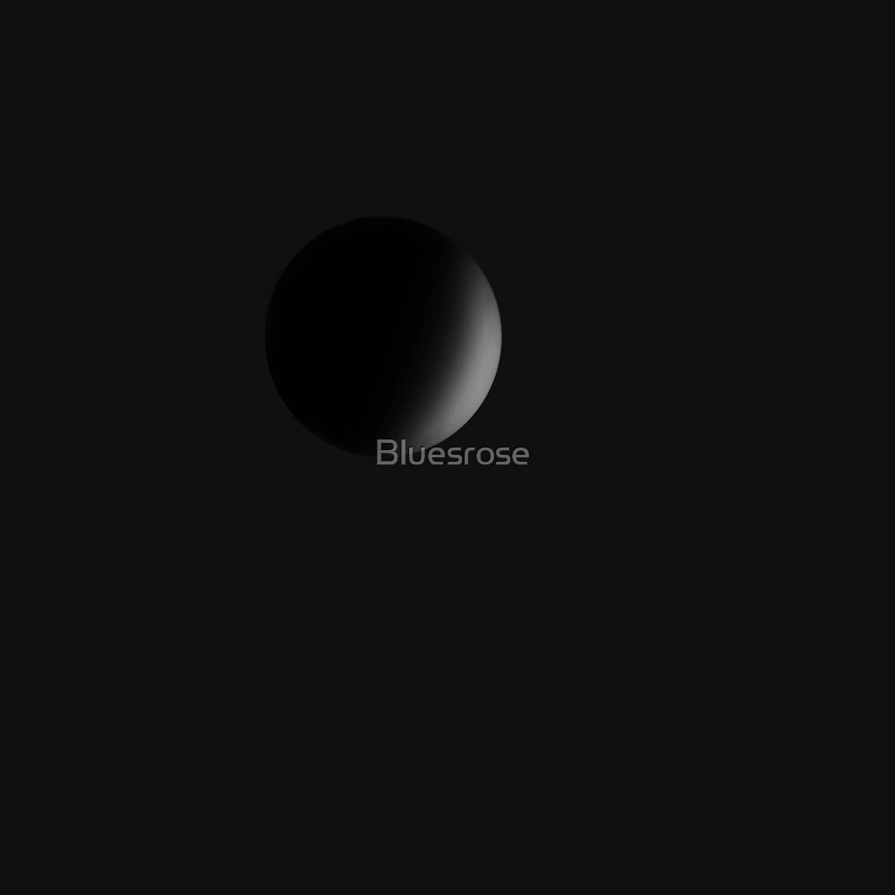 Black moon by Bluesrose