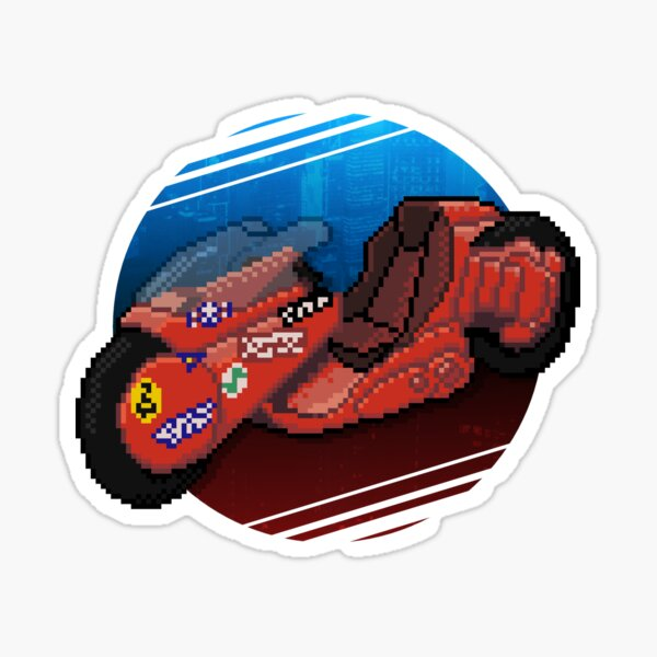 Cyber Punk 2019 Motorcycle Seal (RRP174) Sticker
