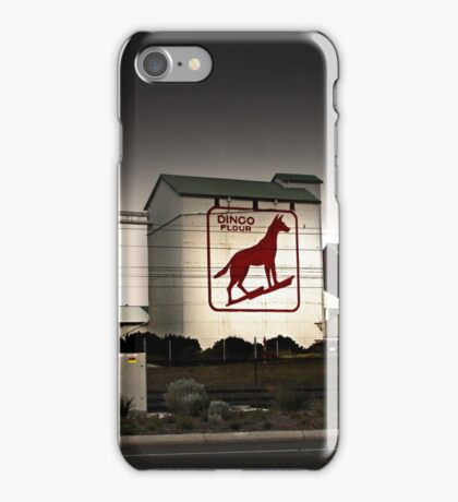 Dingo Flour Mill - Fremantle Western Australia  iPhone Case/Skin