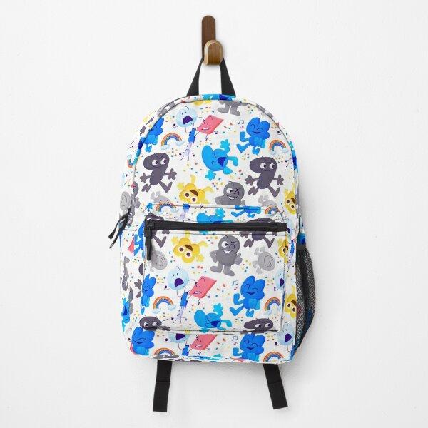 Bfdi Pattern Backpack