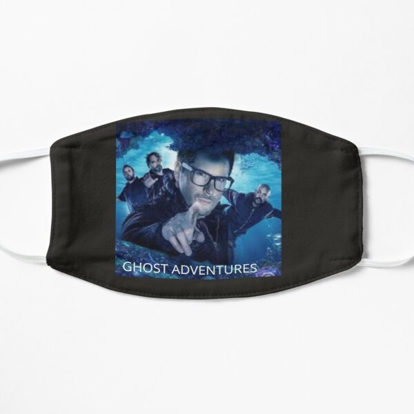 GHOST ADVENTURES Flat Mask