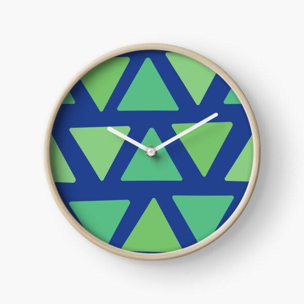 Grassy Midnight Clock