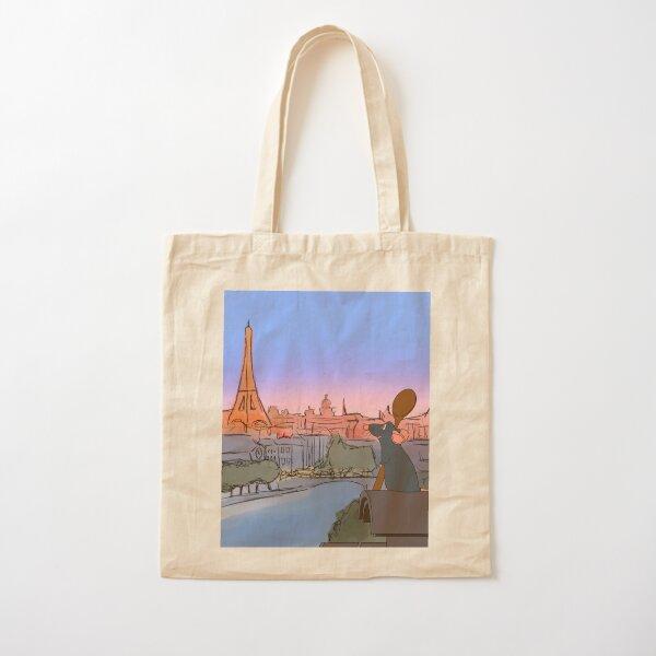 Ratatouille- Remy Cotton Tote Bag